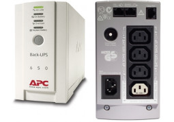 ИБП APC Back-UPS 650VA Schuko (BC650-RSX761)