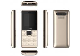 Мобильный телефон Tecno T349 Dual Sim Champagne Gold (4895180712401) стоимость