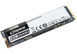 SSD накопитель Kingston KC2000 2 TB (SKC2000M8/2000G) описание