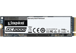 SSD накопитель Kingston KC2000 2 TB (SKC2000M8/2000G)