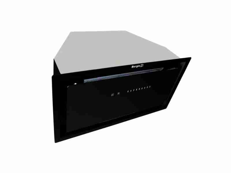 Вытяжка Borgio BIT-BOX full glass 60 Black