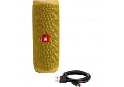 Портативная акустика JBL Flip 5 Yellow (FLIP5YEL) купить