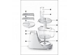 Кухонный комбайн Silver Crest KM 250 A1 описание