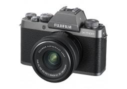 Фотоаппарат Fuji X-T100 dark silver (16582684) дешево