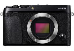 Фотоаппарат Fuji X-E3 body Black (16558592)