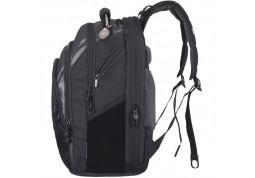 """Рюкзак для ноутбука Wenger Ibex 125th 17"""" Black Carbon 605498 цена"""