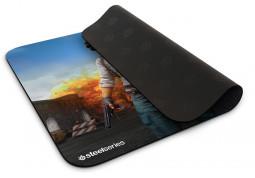 Коврик для мышки SteelSeries QcK+ PUBG Erangel Edition (63807) цена