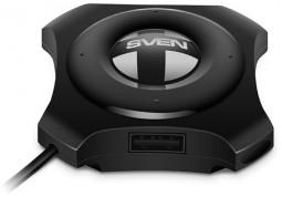Картридер/USB-хаб Sven HB-432 купить