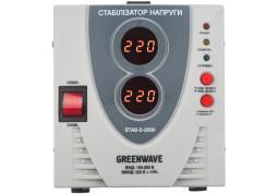 Стабилизатор напряжения Greenwave STAB-S-2000 (R0015297)