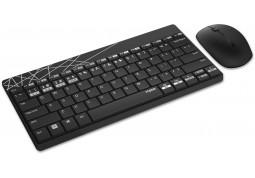 Клавиатура и мышь Rapoo 8000M дешево
