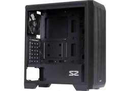 Корпус (системный блок) Zalman S2 Black цена