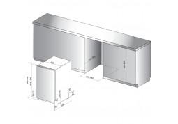 Встраиваемая посудомоечная машина Hotpoint-Ariston HSIC 3M19 EU дешево