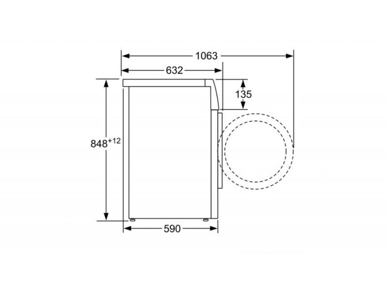 Стиральная машина  Bosch WAW32541 описание