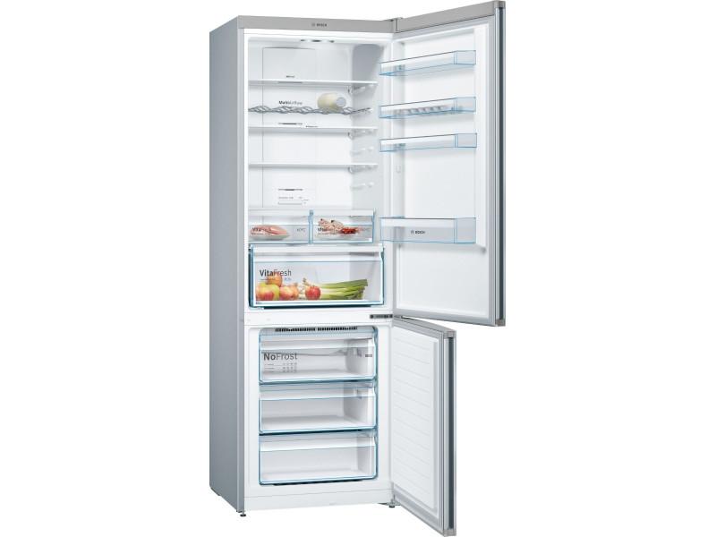 Холодильник Bosch KGN49MI3B нержавеющая сталь фото