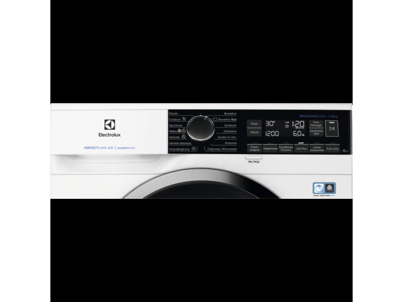 Стиральная машина Electrolux EW6S226SPI стоимость