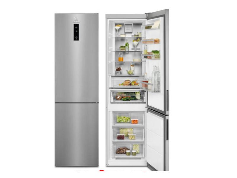 Холодильник Electrolux EN3885MOX
