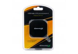 Картридер/USB-хаб Grand-X GH-415 отзывы