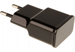 Зарядное устройство Grand-X CH-03B (5V/2,1A) Black (CH-03B) фото