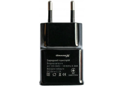 Зарядное устройство Grand-X CH-03B (5V/2,1A) Black (CH-03B) в интернет-магазине