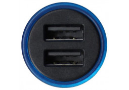 Зарядное устройство Grand-X CH-06 2USB 2.4A Black в интернет-магазине