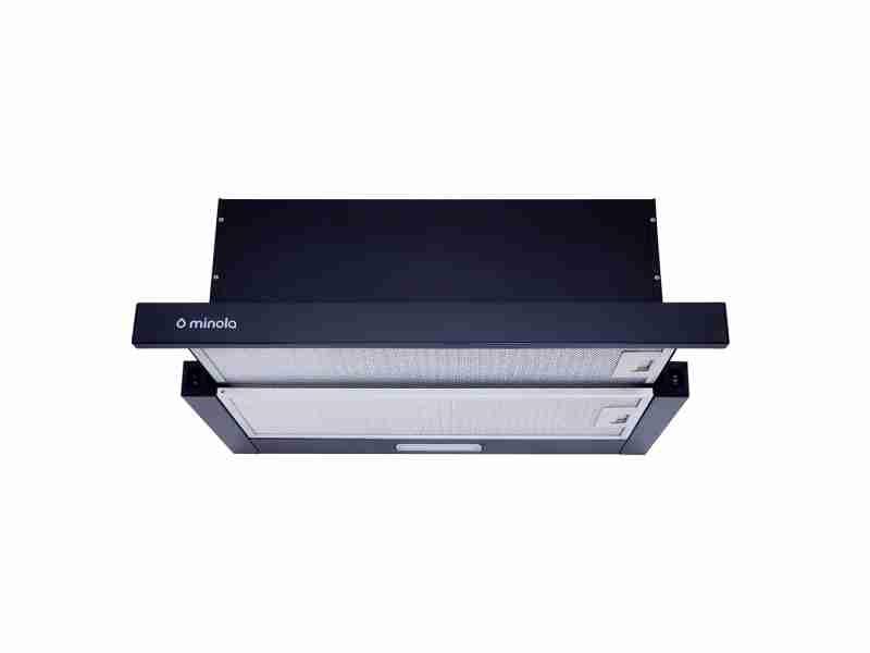 Вытяжка Minola HTL 6314 BL 750 LED