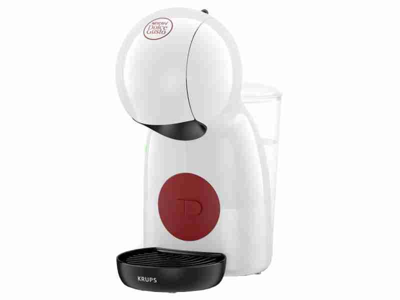 Капсульная кофеварка эспрессо Krups Nescafe Dolce Gusto Piccolo XS White KP1A0131