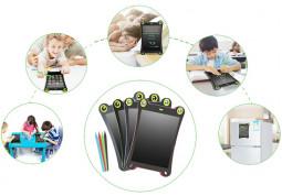 Графический планшет Power Plant Writing Tablet 8.5 Frog Shaped Pink (NYWT085CP) цена