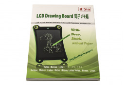 Графический планшет Power Plant Writing Tablet 8.5 Frog Shaped Pink (NYWT085CP) купить