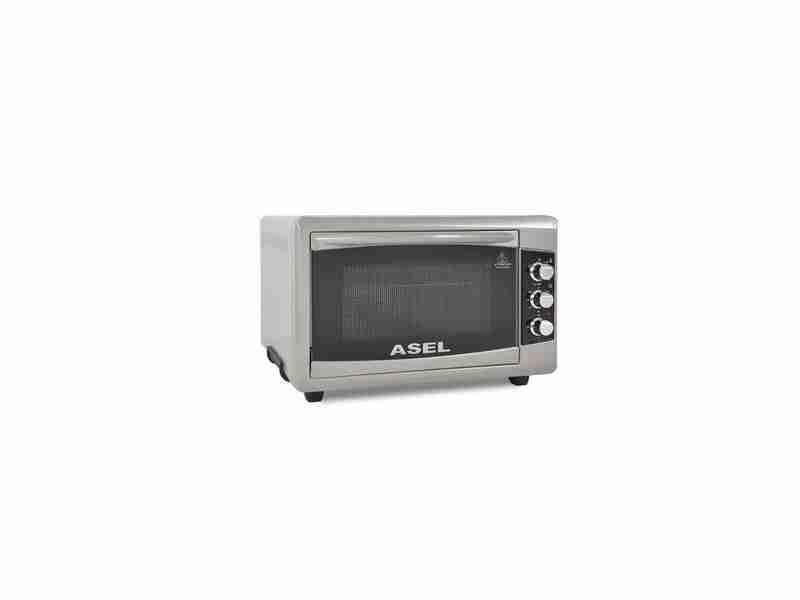 Электродуховка Asel AF-0723 Grey
