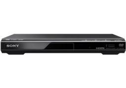 DVD плеер Sony DVP-SR760HPB