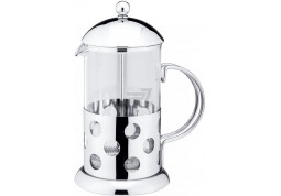 Заварочный чайник с пресс-фильтром для кофе и чая Vinzer 89366 Circle