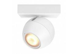 Смарт-светильник Philips BUCKRAM single spot white 1x5.5W 240V (50471/31/P7)