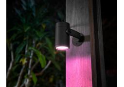 Смарт-светильник Philips Lily spike black 1x8W SELV (17428/30/P7) стоимость