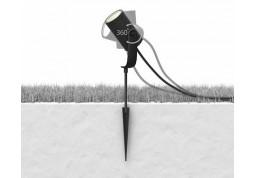 Смарт-светильник Philips Lily spike black 1x8W SELV ext. (17415/30/P7) недорого