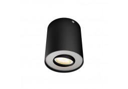 Смарт-светильник Philips Pillar Hue single spot black 1x5.5W (56330/30/P7)