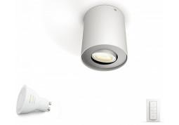 Смарт-светильник Philips Pillar Hue single spot white 1x5.5W (56330/31/P7) купить