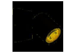 Смарт-светильник Philips Runner Hue single spot black 1x5.5W (53090/30/P7)