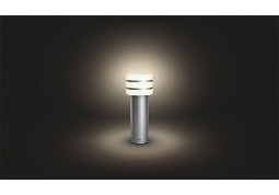 Смарт-светильник Philips Tuar pedestal inox 1x9.5W 230V (17405/47/P0) фото