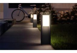 Смарт-светильник Philips Turaco pedestal anthracite 1x9.5W 230V (16473/93/P0) недорого