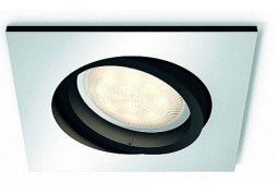 Смарт-светильник Philips MILLISKIN recessed aluminium 1x5.5W 230V (50421/48/P7) недорого