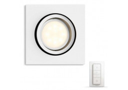 Смарт-светильник Philips MILLISKIN recessed white 1x5.5W 230V (50421/31/P7)