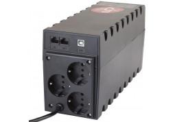 ИБП Powercom RPT-600AP Schuko описание