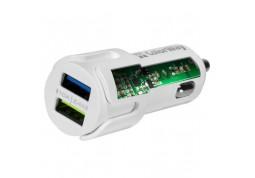 Зарядное устройство ColorWay 2 USB 2.4 A White (CW-CHA007-WT) в интернет-магазине