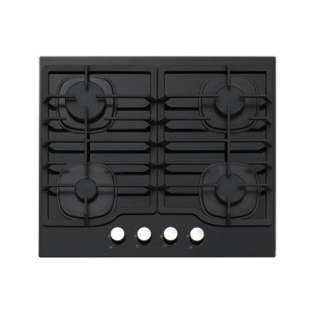 Варочная поверхность Fabiano FHG 28-44 VGH Black Glass