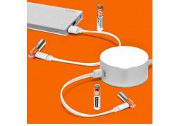 Аккумулятор ColorWay AAА micro USB 400 mAh 1.5В (2pcs.) (CW-UBAAA-01) отзывы