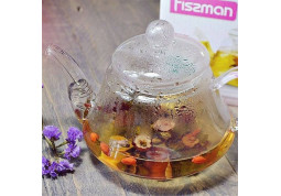 Заварочный чайник Fissman Lucky 0.8 л (9362) стоимость