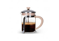 Заварочный чайник с поршнем Fissman Cafe Glace 600 мл (9055) цена