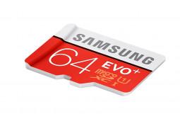 Карта памяти Samsung 64 GB microSDXC Class 10 UHS-I EVO Plus + SD Adapter MB-MC64GA в интернет-магазине