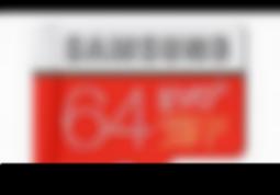 Карта памяти Samsung 64 GB microSDXC C10 UHS-I U1 EVO Plus UHS-I Class 10 (MB-MC64GA)