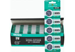 Батарейка Logicpower Lithium CR2025 3V BL 5шт отзывы